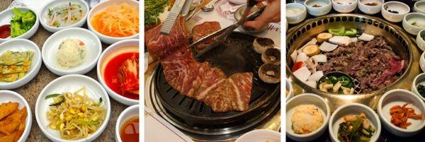 "KOREAN (SOUTH KOREA) Gogigui"" literally means ""meat + roasting."