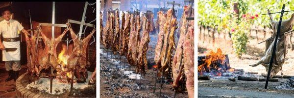 ASADO (SOUTH AMERICA) Asado is claimed by many South American countries, but