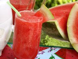Beverages Watermelon Slush Why pay for a slushy when you can make your own with our easy recipe for Watermelon Slush?