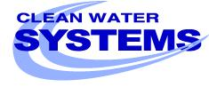 Clean Water Made Easy www.cleanwaterstore.