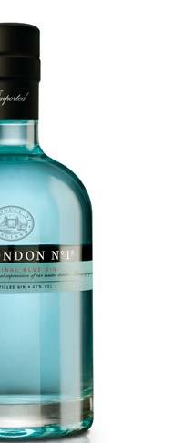 GIN THE LONDON NO.