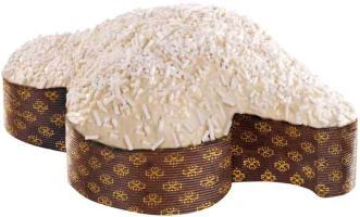 products like colomba cakes.