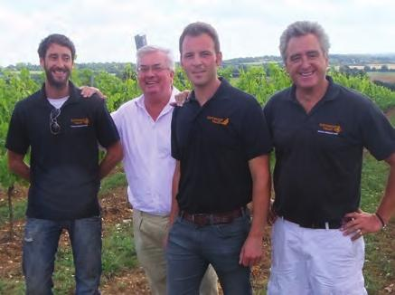 HATTINGLEY VALLEY Hattingley Valley A New Business Model for English Wine by Joanna Wood There is something of a pattern developing in the recent explosion of interest in planting vines in England.