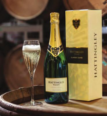 HATTINGLEY VALLEY Hattingley Valley s winery is set up to offer contract winemaking services to growers across the South of England.