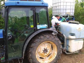 MACHINERY FOR VINEYARDS Spreading the investments over a three year period may be favourable to many growers.