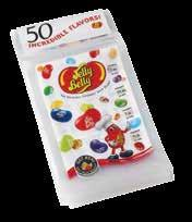 Jelly elly flavors and creative recipes Plexiglas rochure Holder Item