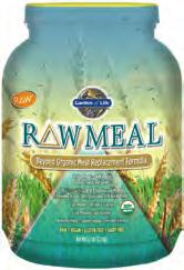 Featuring 13 raw and organic sprouts, RAW Protein is an excellent source of complete protein, providing 17 grams or 33% of the Daily Value, including all essential amino acids.