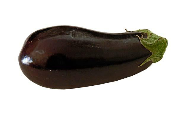 More About Eggplant Choose eggplants that are a glossy, deep purple color.