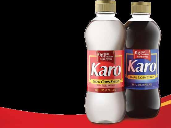 Q. For baking and other recipes, are there benefits of using Karo Corn Syrup compared to a brand