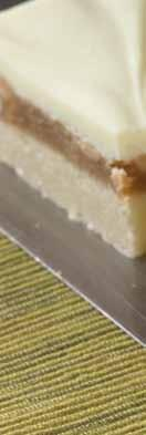 White Chocolate Lemon Bars These easy bars start with a cake mix!
