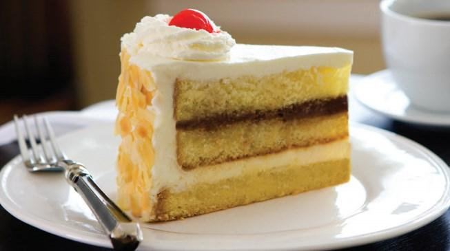 "Plain Colossal Cheesecake 1-9"" Cake 12 pc 8851"