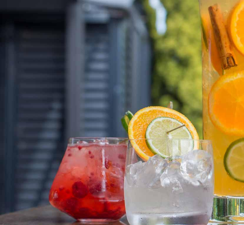DRINKS PACKAGES STANDARD PACKAGE 2 Hours $35 3 Hours $40 4 Hours $50 This pack gives you the choice of any tap beer, house wines, sparkling, soft drink and juice.