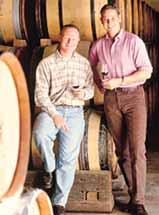 South Africa s Top Estate Hamilton Russell Vineyards WINEMAKER KEVIN GRANT AND PROPRIETOR ANTHONY HAMILTON RUSSELL Hamilton Russell Pinot Noir and Chardonnay as in Burgundy are perfectly