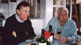 Stephen Vincent Wines Extraordinary Wines For the Money! STEPHEN VINCENT SITURN AND TOM GOYETTE, WINEMAKER & PARTNER 2002 Cabernet Sauvignon California...10.