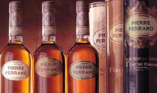 Space precludes us from detailing all the extraordinary steps that Ferrand takes to produce these superb cognacs; however, these examples are worth noting.