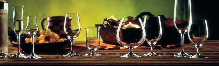Riedel Crystal Vinum Series 14 15 16 17 18 19 20 21 14. *416/70 Grappa 6 pk. Our Price 79.99 Sug. Retail 120.00 6 pk. 15. *416/17 Liqueur 6 pk. Our Price 79.99 Sug. Retail 120.00 6 pk. 16. 416/60 Port 6 pk.