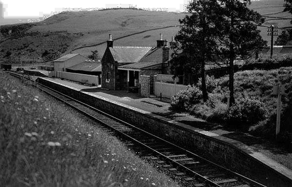 Station. The Railway Station Was Closed On 5th February 1962. Now a Private Residance.