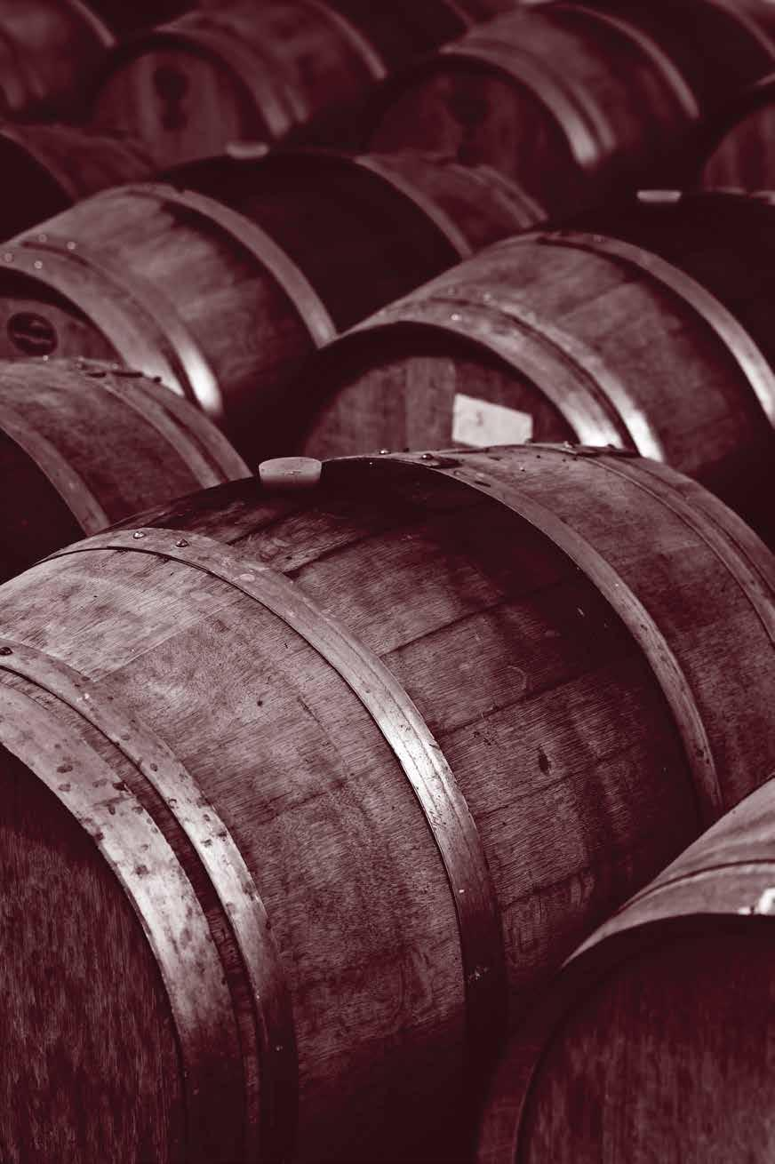 Barrels of experience An easily transferrable asset with a thriving secondary market, Cult & Boutique can help you benefit from the type of growth rates that have led the fine wine market to be