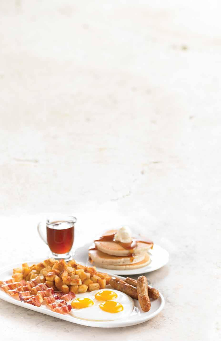 COCO S BREAKFAST SPECIAL A great way to start every day at a great price!
