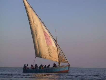 sail from the Indian Ocean region