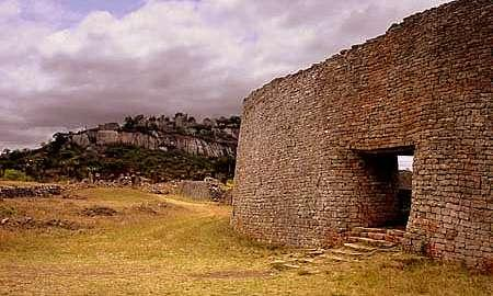 By 1450, Great Zimbabwe
