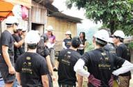 B.Youth Extraordinary Berjaya Youth Volunteers Build Home for Orang Asli Family On 8 to 10 August