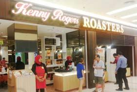 Food & Beverage KRR introduces Beef N Reef treats 03 Kenny Rogers ROASTERS ( KRR ) has introduced two delightful signatures, featuring these time-honoured favourites in its limited-time Beef N Reef