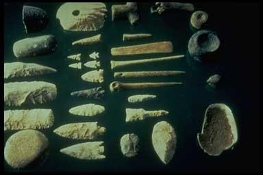 Progress During the Old Stone Age The Stone Age Invention of tools,