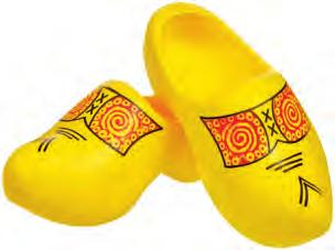 winter nights with these wonderful wooden shoe slippers.