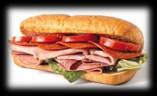 THE CUTTING EDGE Fresh Premium Deli Subs & Sandwiches Featuring Boars Head Meats & Cheeses All Sandwiches & Subs are served with your choice of French Fries or Onion Rings & a Dill Pickle HOT SUBS &
