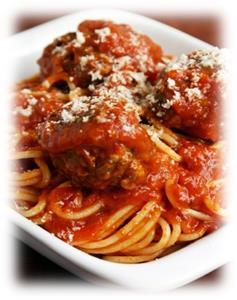 95 A generous portion of pasta & meatballs topped with our homemade marinara sauce Fettuccini Alfredo $10.95 Tender pasta topped with our homemade Alfredo sauce Add grilled chicken breast $ 3.