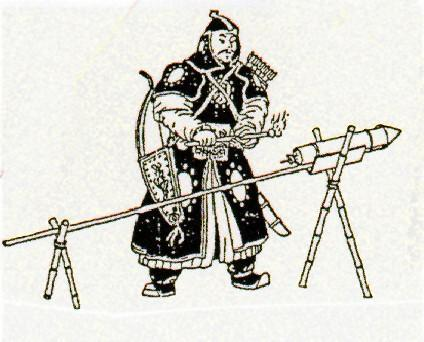 Gunpowder Mentioned in 850 CE in Taoist book (earlier forms