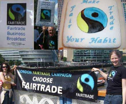 Fairtrade Campaigners- Peer to Peer engagement More than 400 Fairtrade Towns and Communities 3100 Fairtrade Faith Groups Over 60 Fairtrade