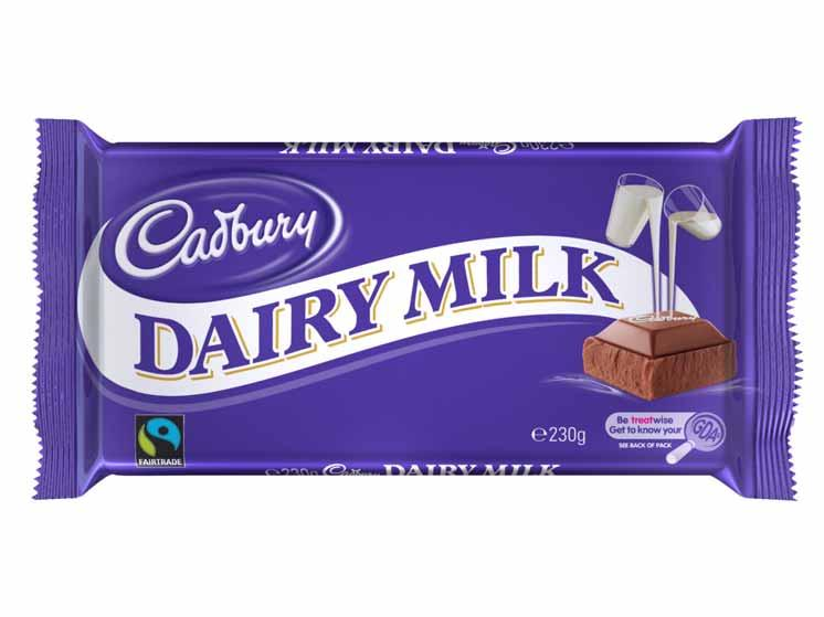 Brand Product Development: Cadbury s Discussions over several years Initial commitment to