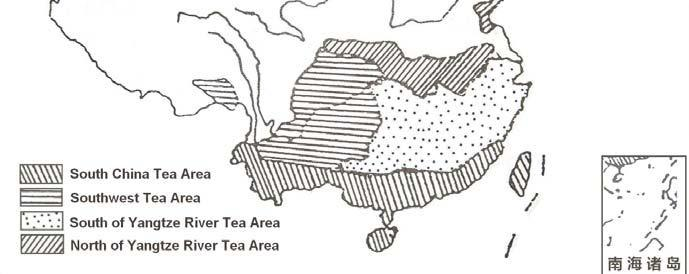 1 100 Source: FAOSTAT Since 2005, China overtook India and became the world s largest tea producer.