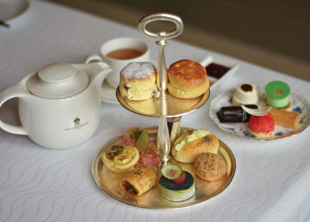 English Afternoon Tea Daily 2:00