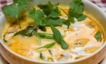 95) The most famous of the Thai soups.