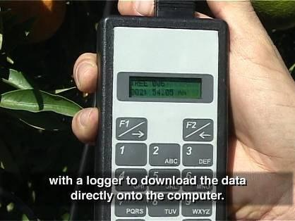 Use a calliper, preferably a digital one, with a logger to download the data directly onto the computer.