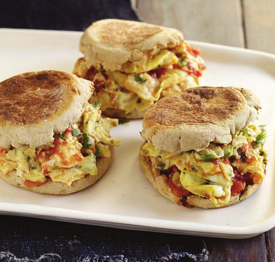 Rise and Shine! Start the day off right with one of our favorite breakfast ideas.