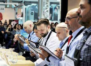 ITALIAN BARISTA CHAMPIONSHIPS AND OTHER EVENTS LIVE STREAMING ITALIAN