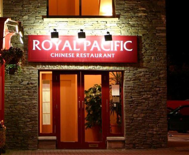 ROYAL PACIFIC CHINESE RESTAURANT Welcome to our wine list which we