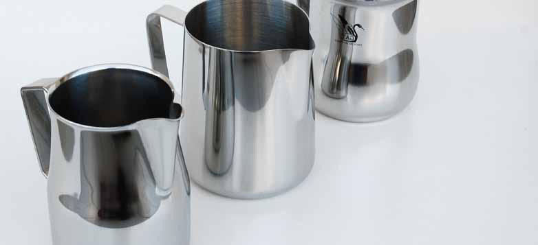 Milk Jugs Accessories Tapered Jug with spout.