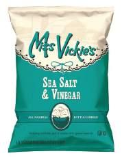 Homemade Side Salads & Chips Salt & Vinegar Chips Portion Size: 1