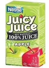 Kids Meals Apple Juice