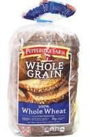 Bread & Crackers Whole Wheat Portion