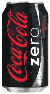 Drinks Coke Zero