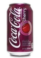 Drinks Cherry Coke