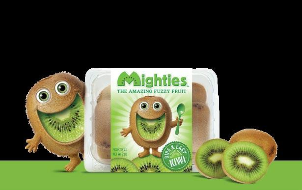 Frequently Asked KIWESTIONS How do I store Mighties? Mighties kept in the fridge will stay fresh for up to two weeks after purchase.
