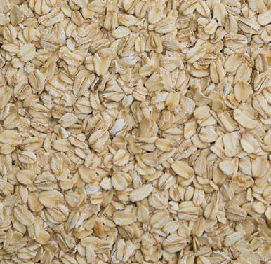 Rolled Oats Rolled oats are made when whole grain oats are softened by steam and then flattened.