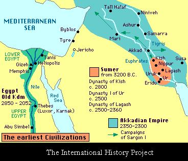 City-States Formed Along the Rivers Many city-states formed along the Tigris and Euphrates Rivers in Mesopotamia.